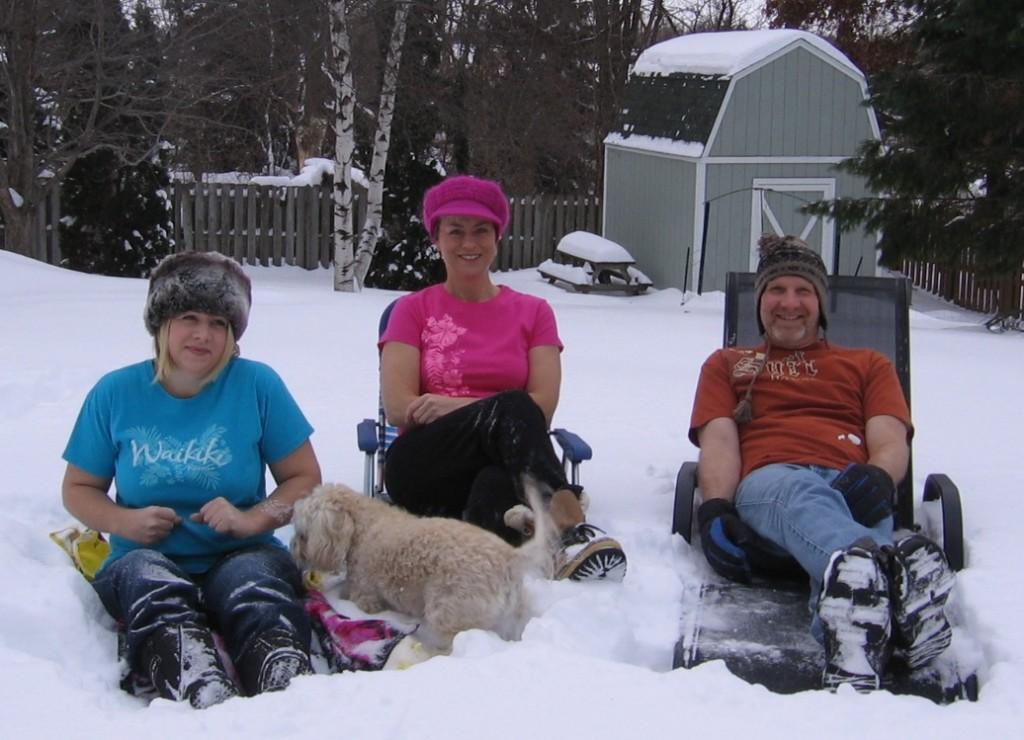 snow xmas 2